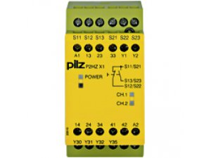 P2HZ X1 110VAC 3n/o 1n/c
