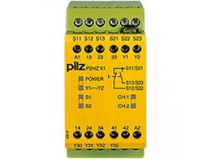 P2HZ X1 24VAC 3n/o 1n/c