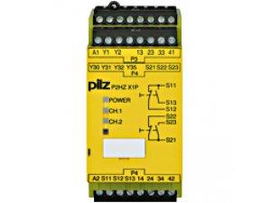 P2HZ X1P 240VAC 3n/o 1n/c 2so
