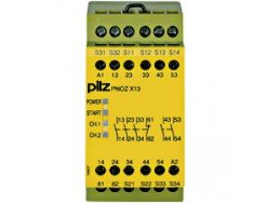 PNOZ X13 24VDC 5n/o 1n/c