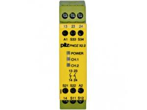 PNOZ X2.2 24VAC/DC 2n/o