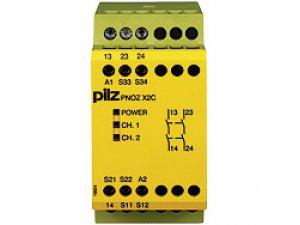 PNOZ X2C 24VAC/DC 2n/o