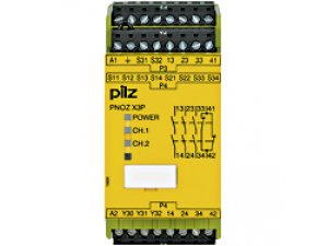 PNOZ X3P 24VDC 24VAC 3n/o 1n/c 1so
