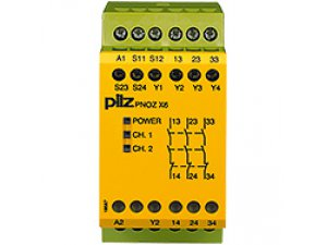 PNOZ X6 110-120VAC 3n/o