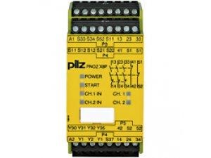 PNOZ X8P 24VAC 3n/o 2n/c 2so