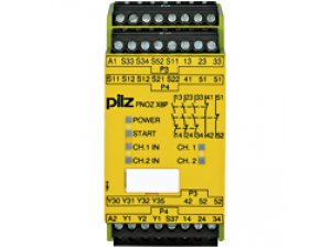 PNOZ X8P 24 VDC 3n/o 2n/c 2so