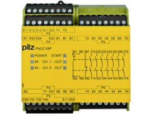 PNOZ X9P 24VDC 7n/o 2n/c 2so