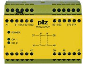 PNOZ XHCV 0,7/24VDC 2n/o fix