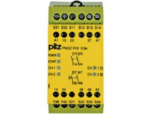 PNOZ XV2 0.5/24VDC 2n/o 2n/o fix