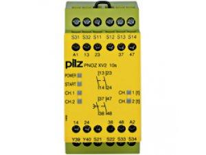 PNOZ XV2 10/24VDC 2n/o 2n/o fix