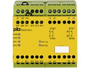 PNOZ XV2.1 0.5/24-240VACDC 2n/o 2n/o fix