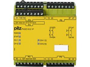 PNOZ XV2.1P 10/24-240VACDC 2n/o 2n/o fix
