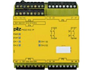 PNOZ XV2.1P 3/24-240VACDC 2n/o 2n/o fix