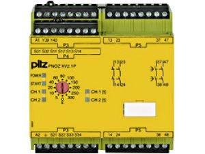 PNOZ XV2.1P 300/24-240VACDC 2n/o 2n/o t