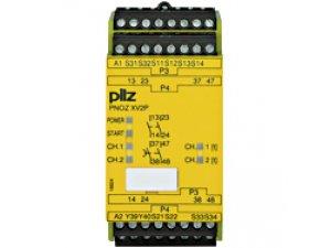 PNOZ XV2P 0.5/24VDC 2n/o 2n/o fix