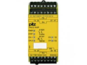 PNOZ XV2P 1/24VDC 2n/o 2n/o fix