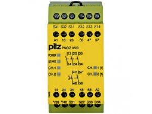 PNOZ XV3 10/24VDC 3n/o 2n/o t fix