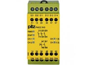 PNOZ XV3 3/24VDC 3n/o 2n/o t fix