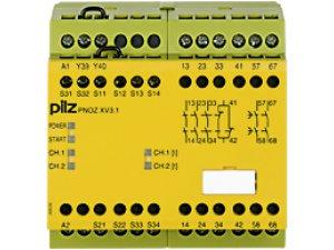 PNOZ XV3.1 0.5/24VDC 3n/o 1n/c 2n/o fix