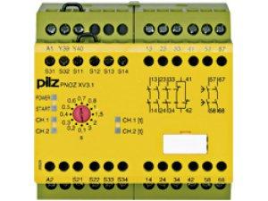 PNOZ XV3.1 3/24VDC 3n/o 1n/c 2n/o t