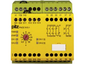 PNOZ XV3.1 300/24VDC 3n/o 1n/c 2n/o t