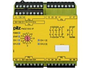 PNOZ XV3.1P 3/24-240VACDC 3no 1nc 2no t