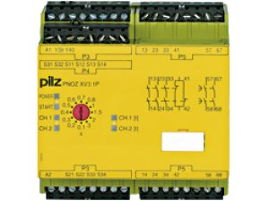 PNOZ XV3.1P 3/24VDC 3n/o 1n/c 2n/o t
