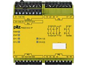 PNOZ XV3.1P 3/24VDC 3n/o 1n/c 2n/o t fix