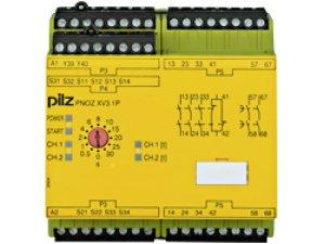 PNOZ XV3.1P 30/24VDC 3n/o 1n/c 2n/o t