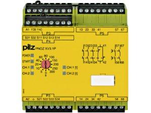 PNOZ XV3.1P 300/24-240VACDC 3no 1nc 2no