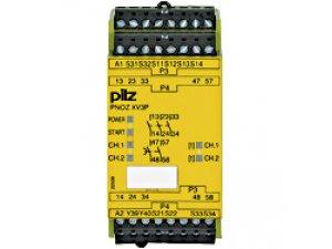 PNOZ XV3P 10/24VDC 3n/o 2n/o t fix
