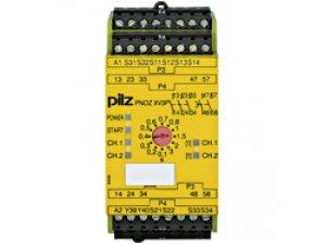 PNOZ XV3P 3/24 VDC 3n/o 2n/o t