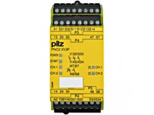 PNOZ XV3P 3/24VDC 3n/o 2n/o t fix