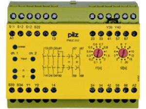 PNOZ 2VJ 24VDC 3n/o 1n/c 2n/o t