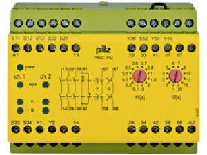 PNOZ 2VQ 24VDC 3n/o 1n/c 2n/o t
