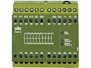 PNOZ 10 24VDC 6n/o 4n/c