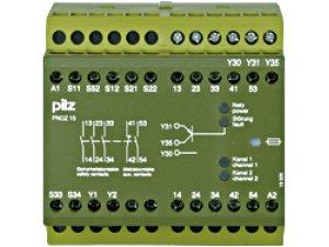 PNOZ 15 24VDC 3n/o 1n/o 1n/c