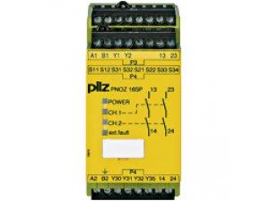PNOZ 16SP 230VAC 24VDC 2n/o