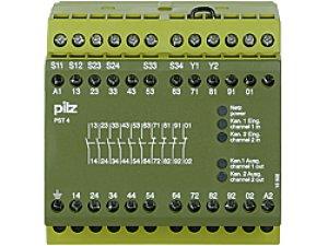 PILZ 720309 PST 4 230 V AC 6S4Ö