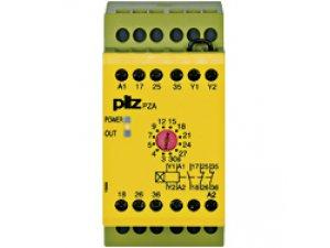 PZA 30/24VDC 1n/o 2n/c