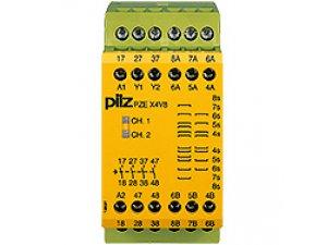PZE X4V8 24VDC 4n/o