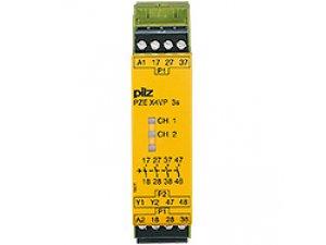 PZE X4VP 0,5/24VDC 4n/o fix