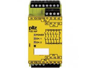 PZE X5P 24VDC 5n/o 2so