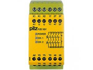 PZE X5V 3/24VDC 5n/o fix