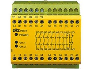 PZE 9 24VDC 8n/o 1n/c