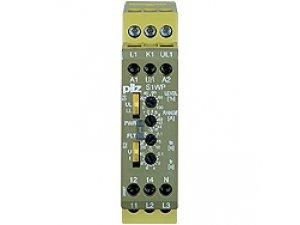 S1MS 24VAC/DC 2c/o 0V