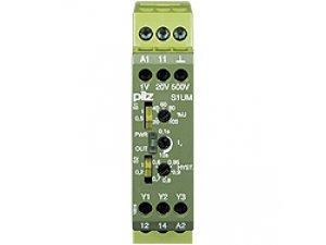 PILZ 827255 S1UM 110-130VAC UM 0.1-500VAC/DC UP