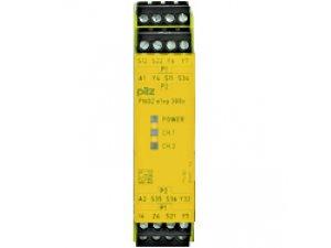PNOZ e1vp 300/24VDC 1so 1so t