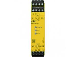 PNOZ e1.1p 24VDC 2so