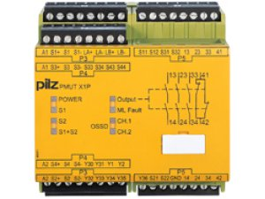 PMUT X1P 24VDC 3n/o 1n/c 5so
